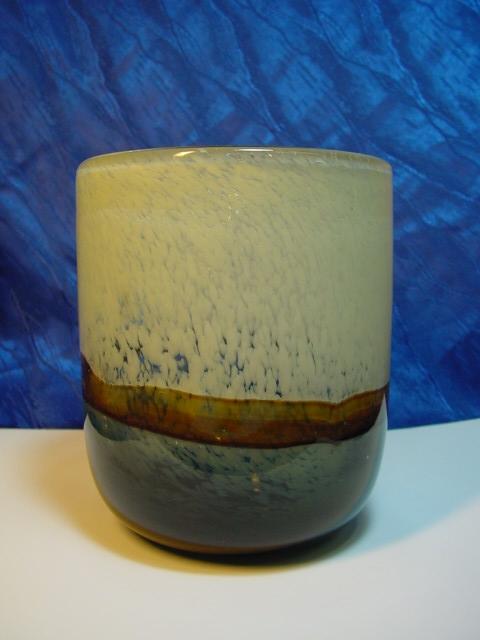 A510 glas oder vase im modernes design mit abriss ebay for Dekoration 70iger jahre